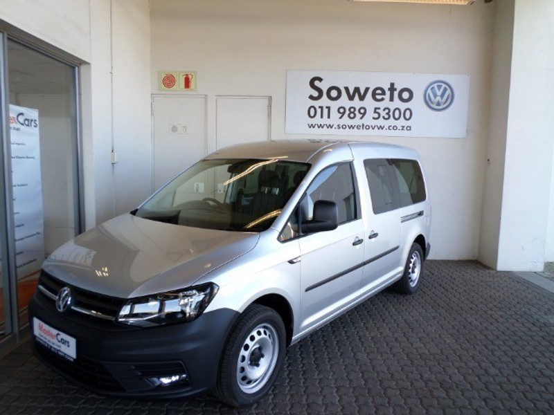 Used Volkswagen Caddy Maxi Crewbus 2 0 Tdi Dsg For Sale In Gauteng
