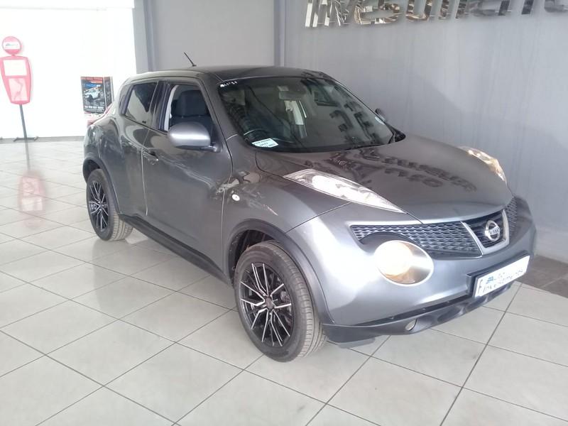 2012 Nissan Juke LOW MILEAGE Gauteng Vanderbijlpark_0