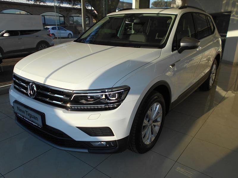 used volkswagen tiguan allspace 1 4 tsi trendline dsg 110kw for sale in north west province. Black Bedroom Furniture Sets. Home Design Ideas