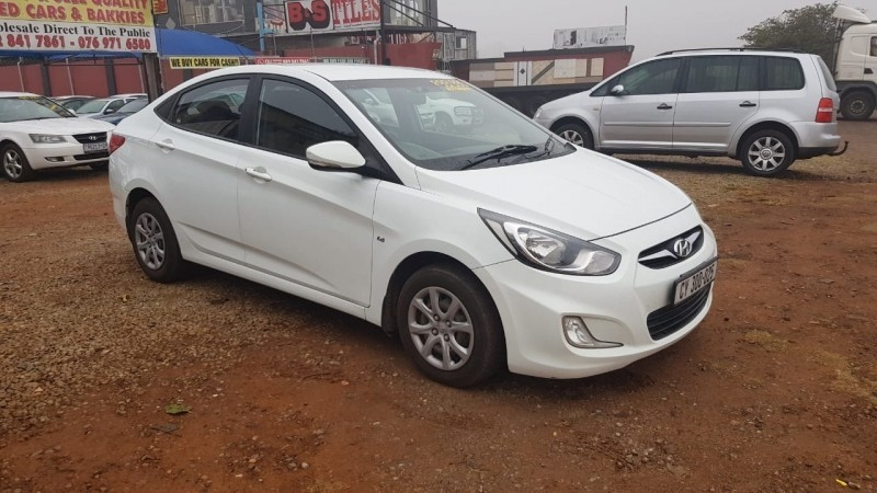 Used Hyundai Accent >> Used Hyundai Accent Auto Automatic For Sale In Gauteng Cars Co Za