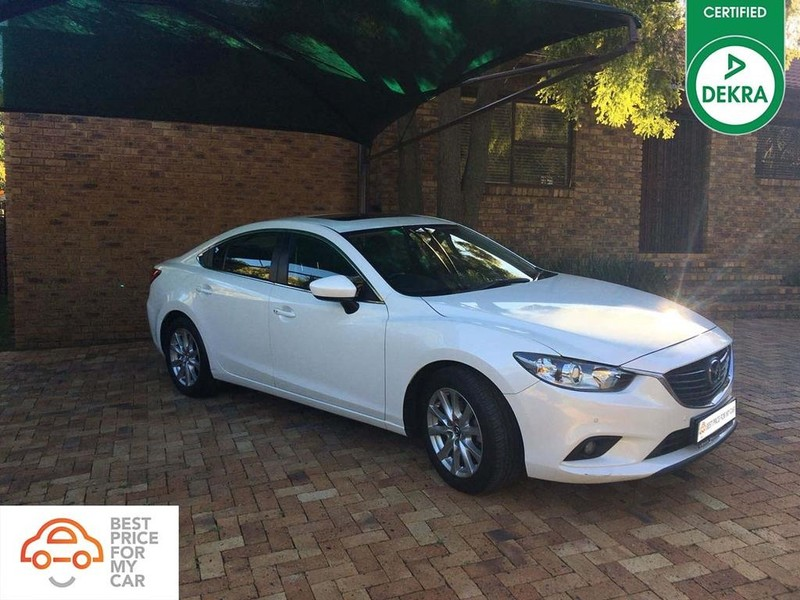 used mazda 6 2 0 active for sale in gauteng id 3416234. Black Bedroom Furniture Sets. Home Design Ideas