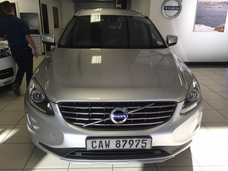 2016 Volvo XC60 D4 Momentum Geartronic Western Cape George_0