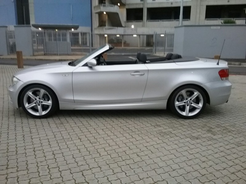 Used Bmw 1 Series 135i Convertible At For Sale In Western Cape