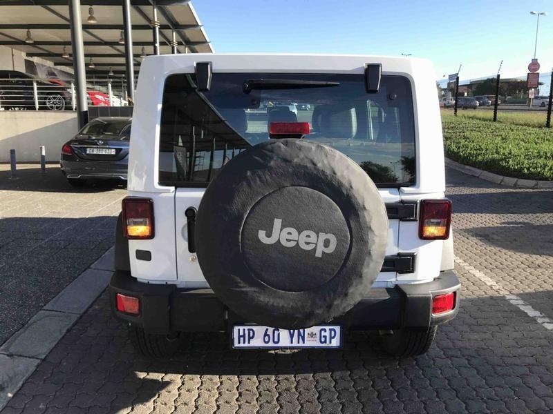 Used Jeep Wrangler Unltd Rubicon 3 6l V6 A T For Sale In