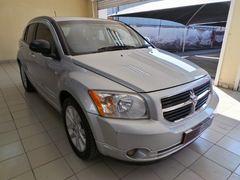 Used Dodge Caliber 2 0 Sxt For Sale In Gauteng Cars Co