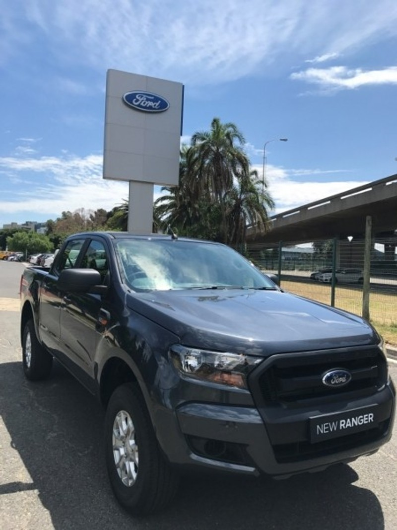2018 ford ranger 2 2tdci xl double cab for sale in western cape