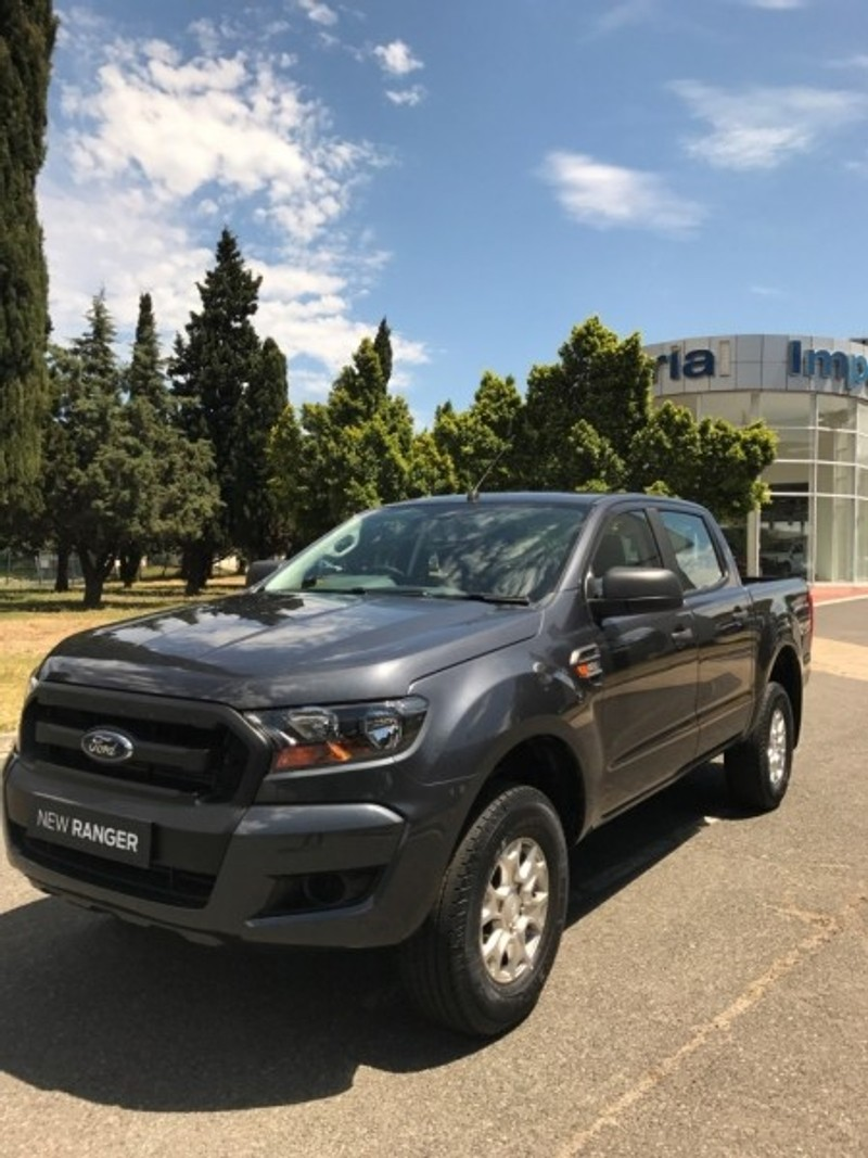 2018 ford ranger 2 2tdci xl double cab western cape cape town 1
