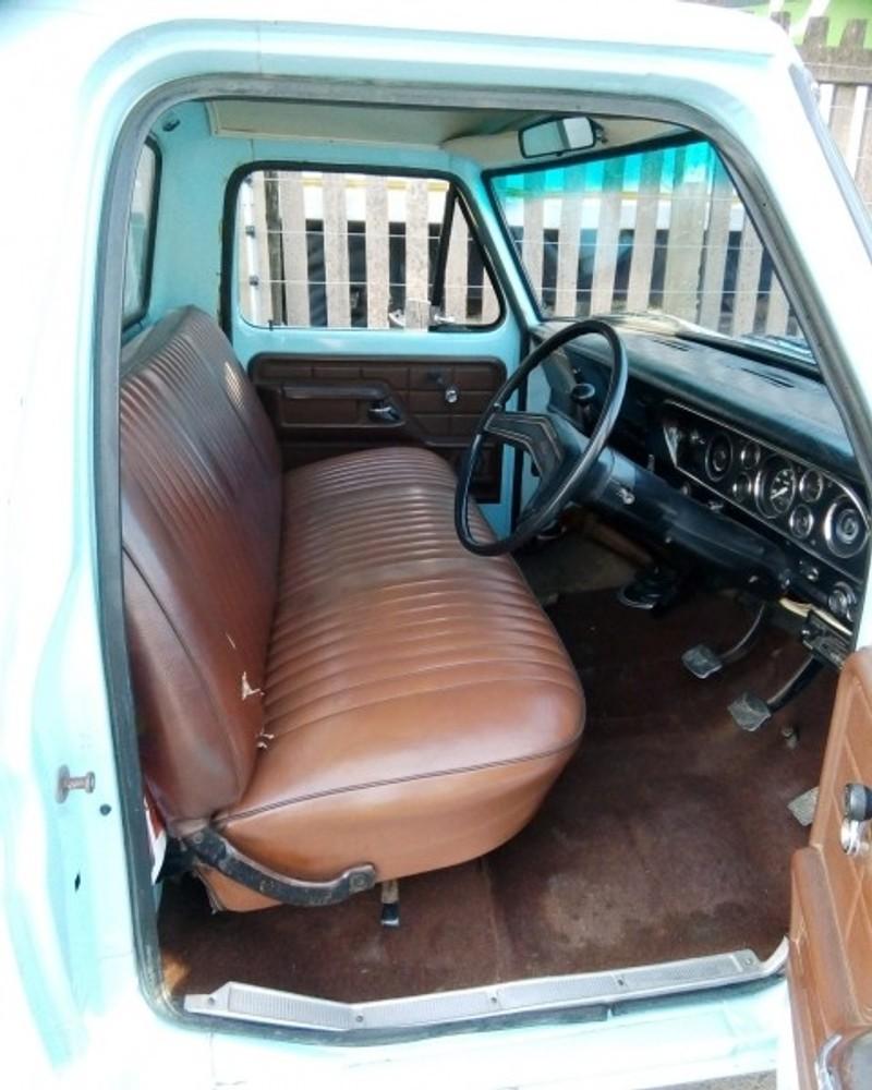 Used Ford F-Series F100 Diesel Pick Up For Sale In Kwazulu