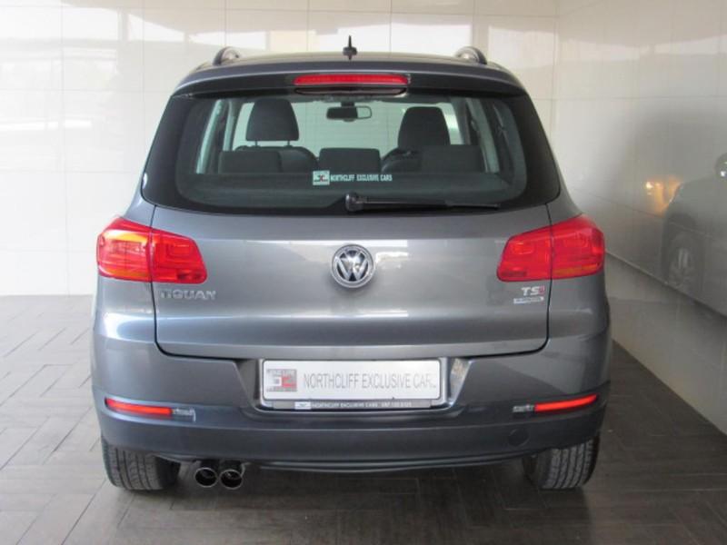 Used Volkswagen Tiguan 1 4tsi Trend Amp Fun M For Sale In