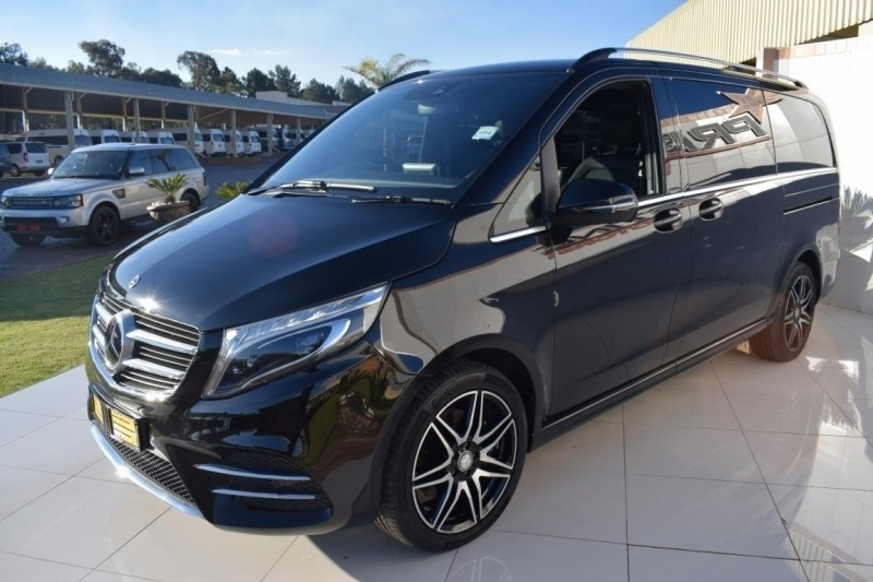 Used Mercedes Benz V Class V250 Amg Line For Sale In