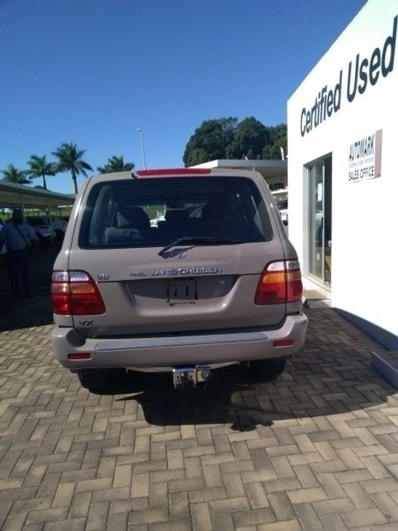Used Toyota Land Cruiser 100 Vx 47p 4a For Sale In Kwazulu Natal 2001 Eshowe 2
