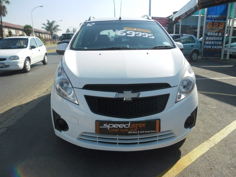 Used Chevrolet Spark 1 2 Campus 5dr For Sale In Gauteng Cars Co Za