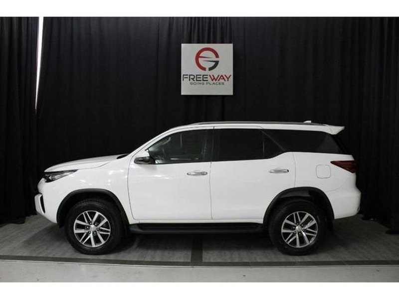 Used Toyota Fortuner 2 8GD-6 4X4 Auto for sale in Gauteng