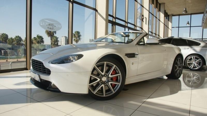 Used Aston Martin Vantage Vantage S V8 Roadster For Sale In Gauteng