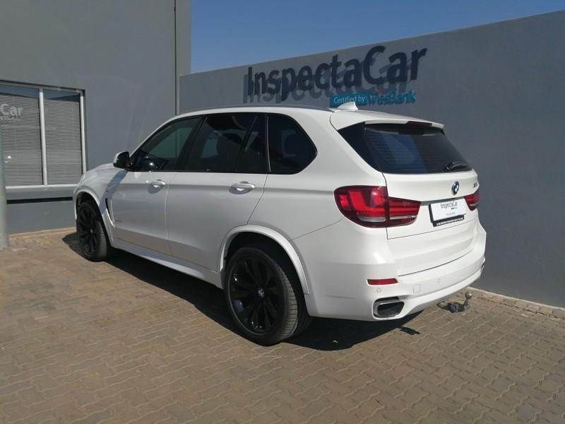 2015 BMW X5 XDRIVE50i M Sport Auto Gauteng Pretoria 3