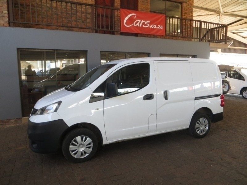 1a7b41fff99838 Used Nissan NV200 1.5dCi Visia F C Panel van for sale in Gauteng ...