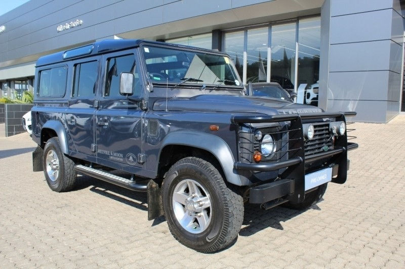 used land rover defender 100 2.2d s/w ltd melvill & moon for sale in