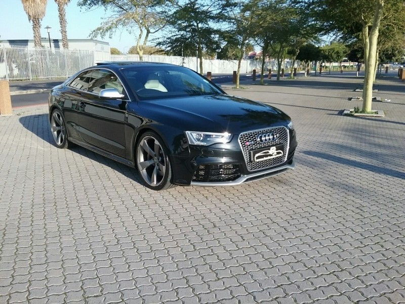 Used Audi RS Coupe Quattro Stronic For Sale In Western Cape Cars - Audi coupe quattro for sale