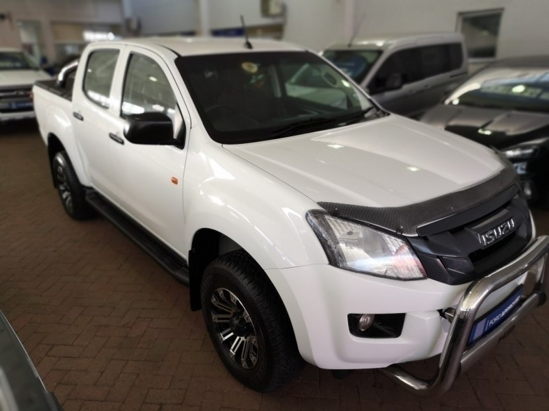 Used Isuzu Kb Series 250 D Teq Ho Double Cab Bakkie For Sale In