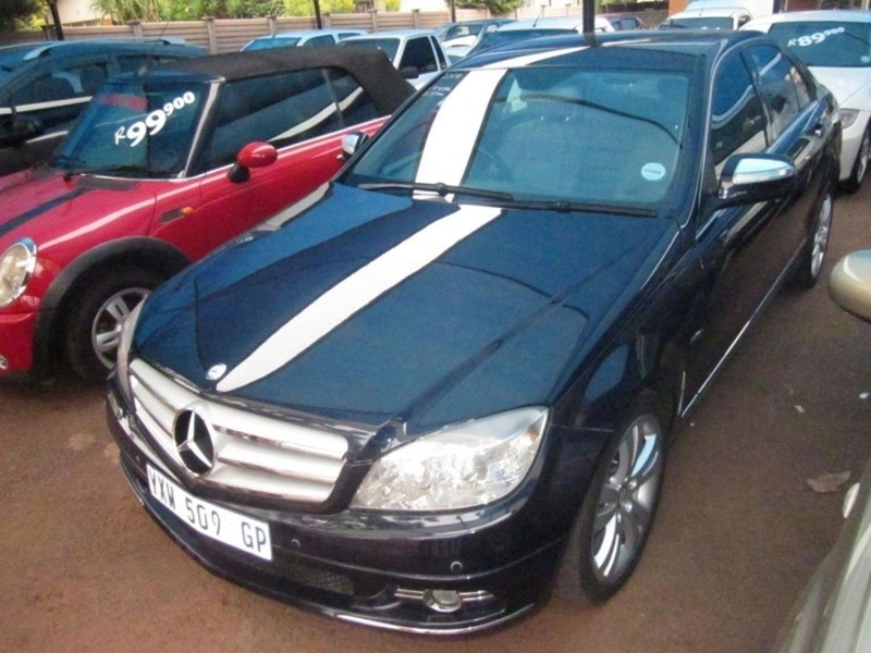 Used Mercedes-Benz C-Class C180 Classic A/t for sale in