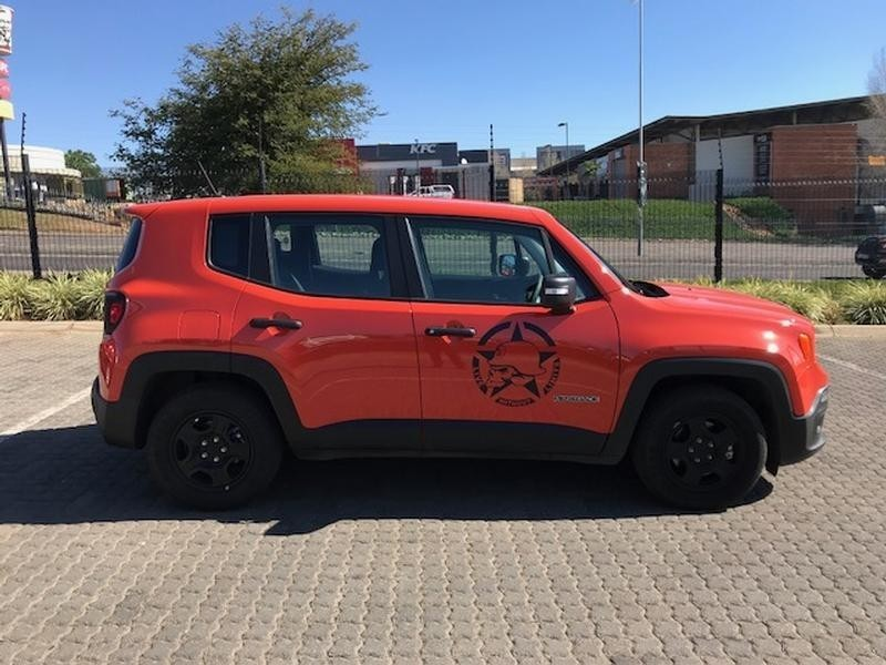Used Jeep Renegade 1 6 E Torque Sport For Sale In Gauteng