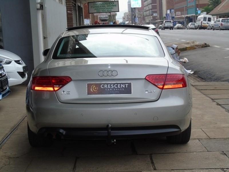 Used Audi A5 2 0t Fsi Multitronic For Sale In Kwazulu