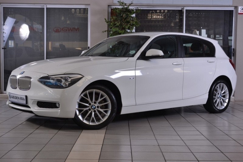Used Bmw 1 Series 116i Urban Line 5dr F20 For Sale In Gauteng
