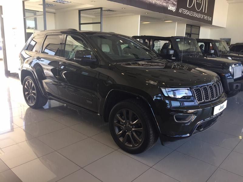 Used Jeep Grand Cherokee 3.6L 75TH for sale in Gauteng ...