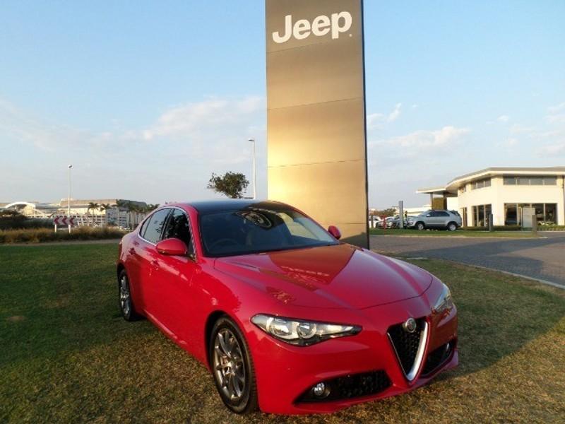Used Alfa Romeo Giulia 2 0t Super For Sale In Kwazulu Natal Cars