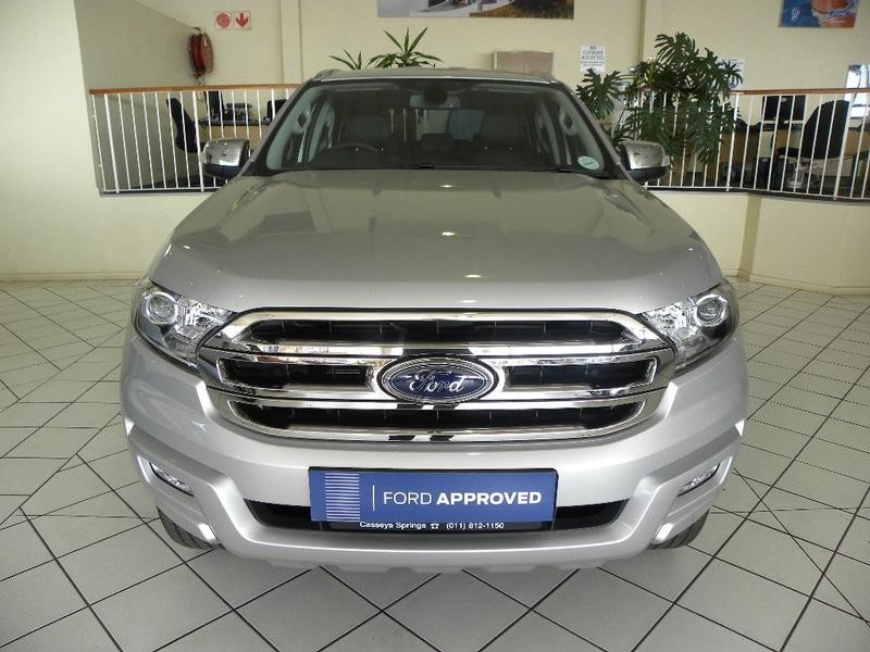 Used Ford Everest 2 2 Tdci Xlt Auto For Sale In Gauteng Cars Co Za