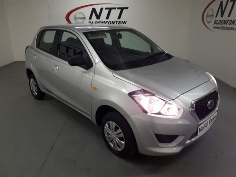 Used Datsun Go 1 2 Lux Ab For Sale In Free State Cars Co Za Id