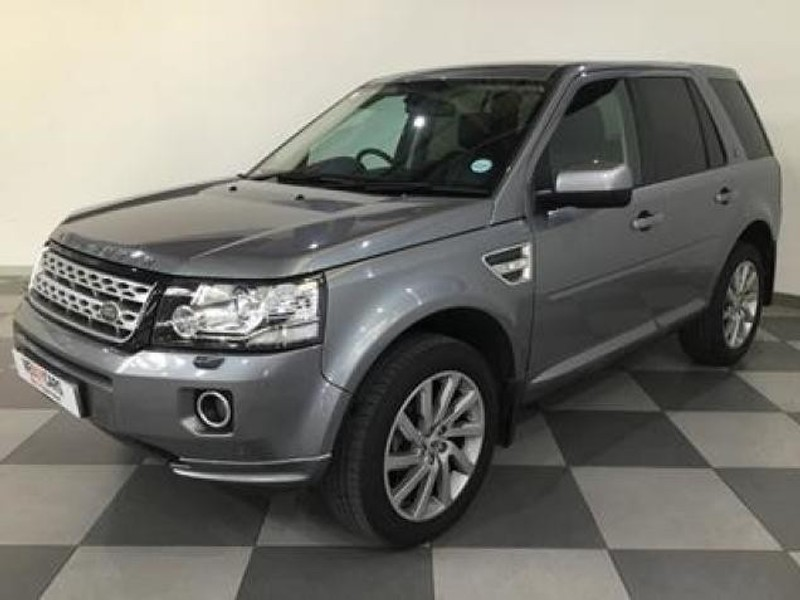 2013 Land Rover Freelander Ii 2.2 Sd4 Hse At  Western Cape Cape Town_0