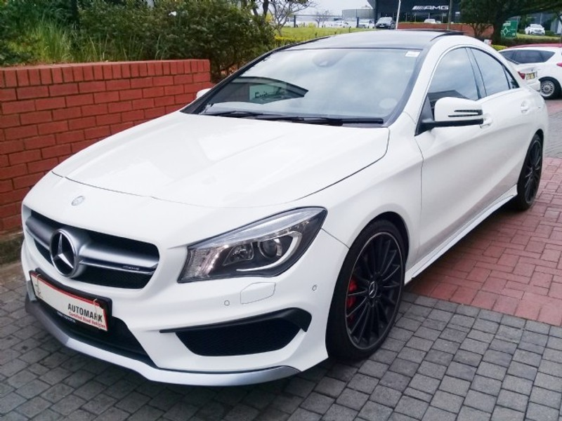 used mercedes benz cla class cla45 amg for sale in kwazulu natal id 3589998. Black Bedroom Furniture Sets. Home Design Ideas