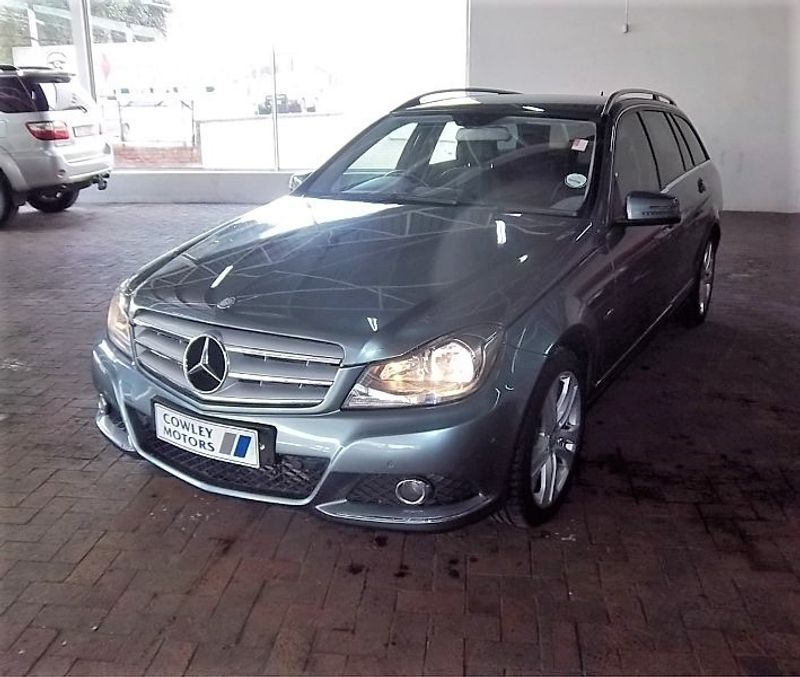 Used Mercedes-Benz C-Class C200 Cdi Estate Classic A/t For