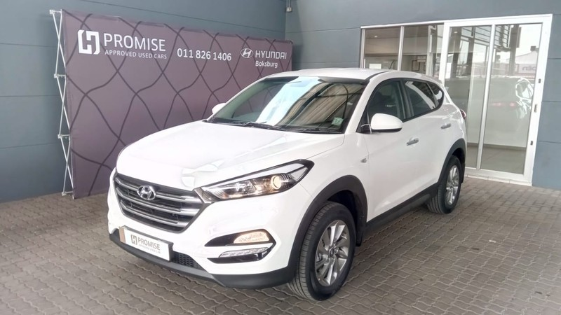 Used Hyundai Tucson 2 0 Premium Auto For Sale In Gauteng Cars Co