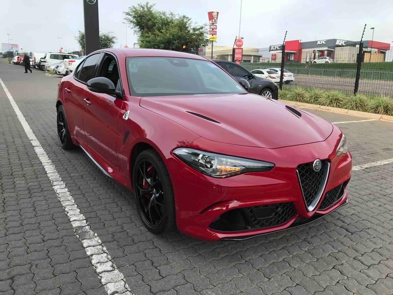 2018 Alfa Romeo Giulia 2.9T V6 Launch Edition Gauteng Midrand_0