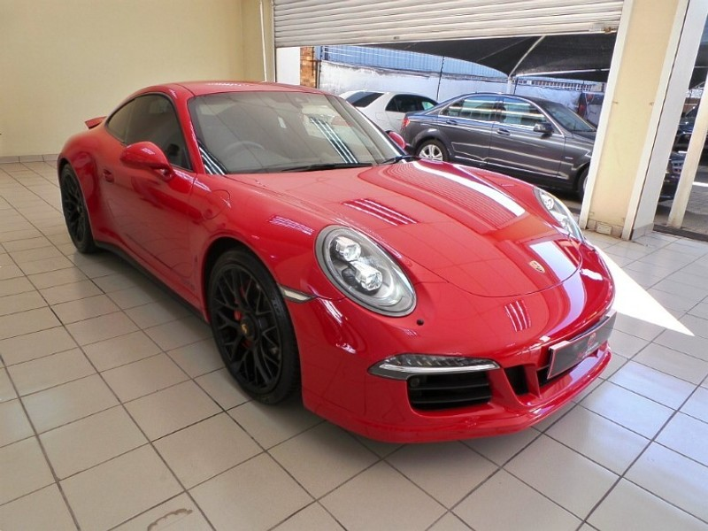 Used Porsche 911 Carrera 4 Gts Pdk 991 For Sale In Gauteng Cars