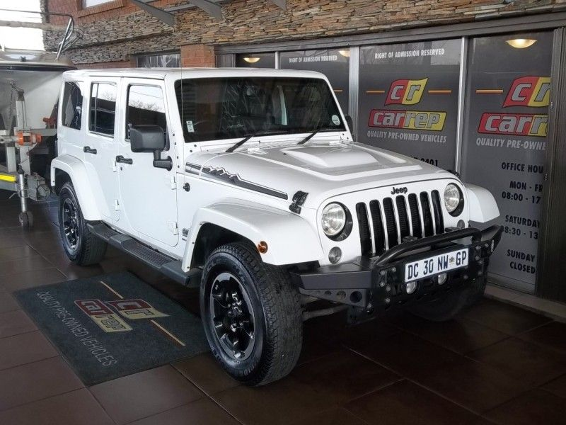 Used Jeep Wrangler Polar Edition For Sale In Gauteng   Cars.co.za Id