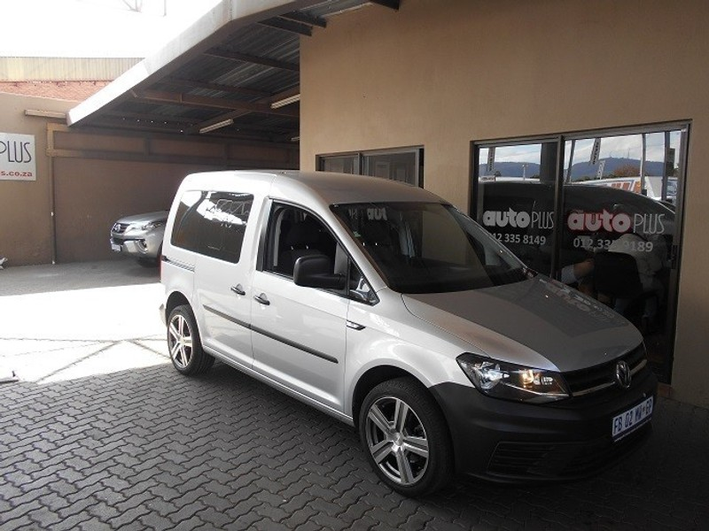 Used Volkswagen Caddy Crewbus 2 0 Tdi For Sale In Gauteng Cars Co
