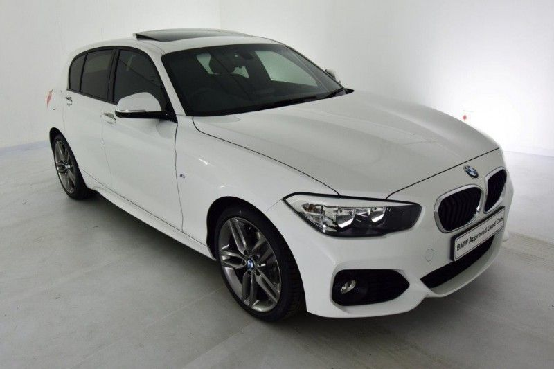 Used Bmw 1 Series 118i M Sport 5 Door Auto For Sale In Gauteng