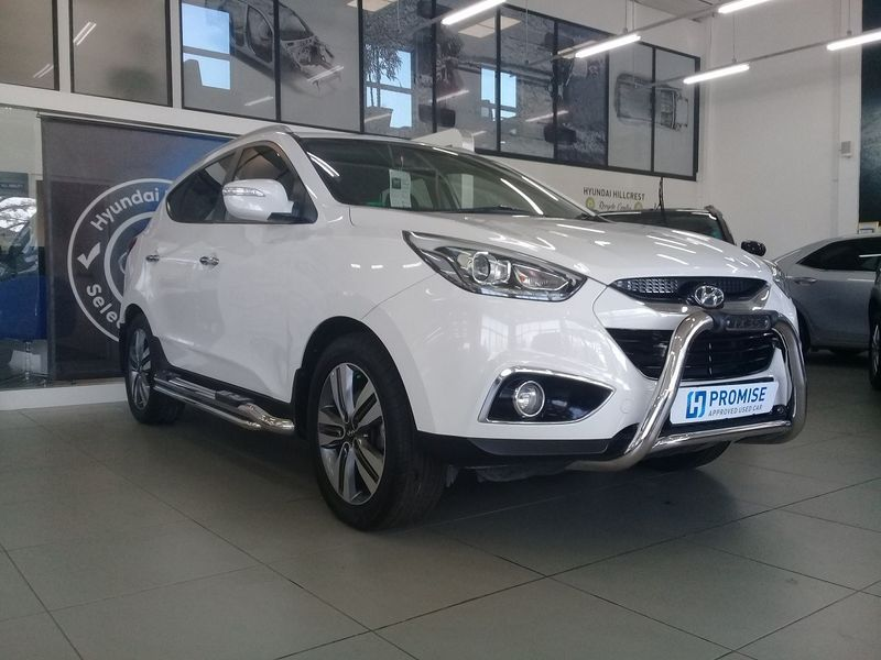 Used Hyundai Ix35 2 0 Executive For Sale In Kwazulu Natal Cars Co