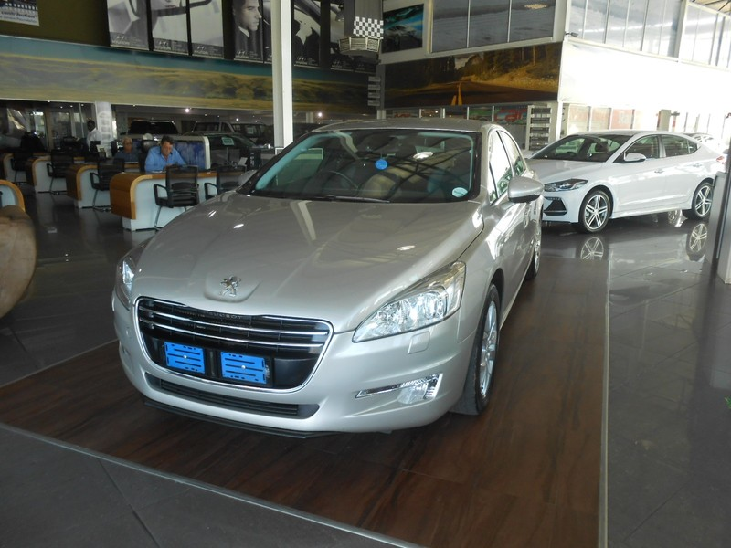 Used Peugeot 508 16 Thp Allure At For Sale In North West Province