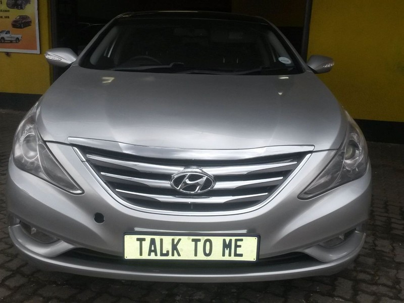 Used Hyundai Sonata 2 4 Gls A T For Sale In Gauteng Cars