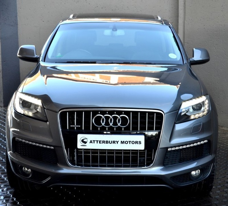 Used Audi Q7 3.0 Tdi V6 Quattro Tip For Sale In Gauteng