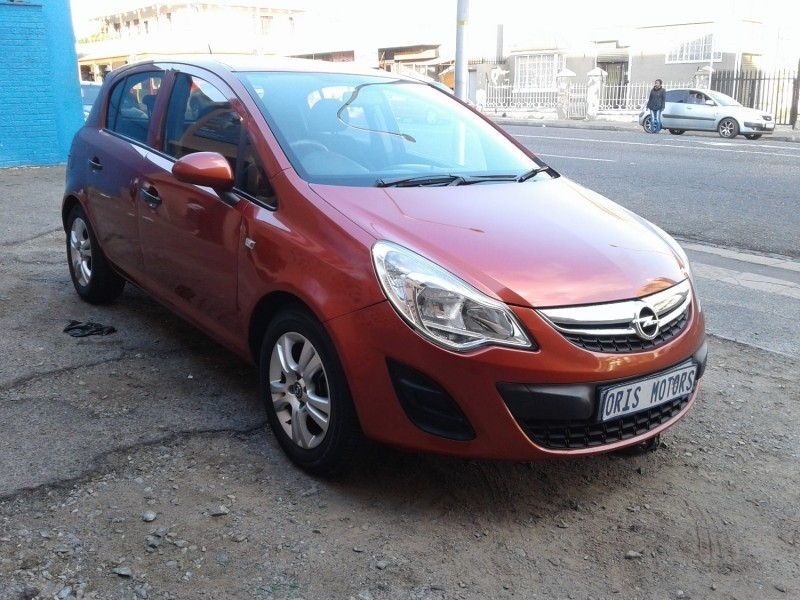 Used Opel Corsa 14i For Sale In Gauteng Cars Id3635418