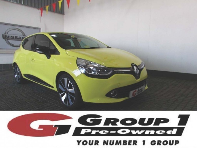 used renault clio iv 900 t dynamique 5-door (66kw) for sale in