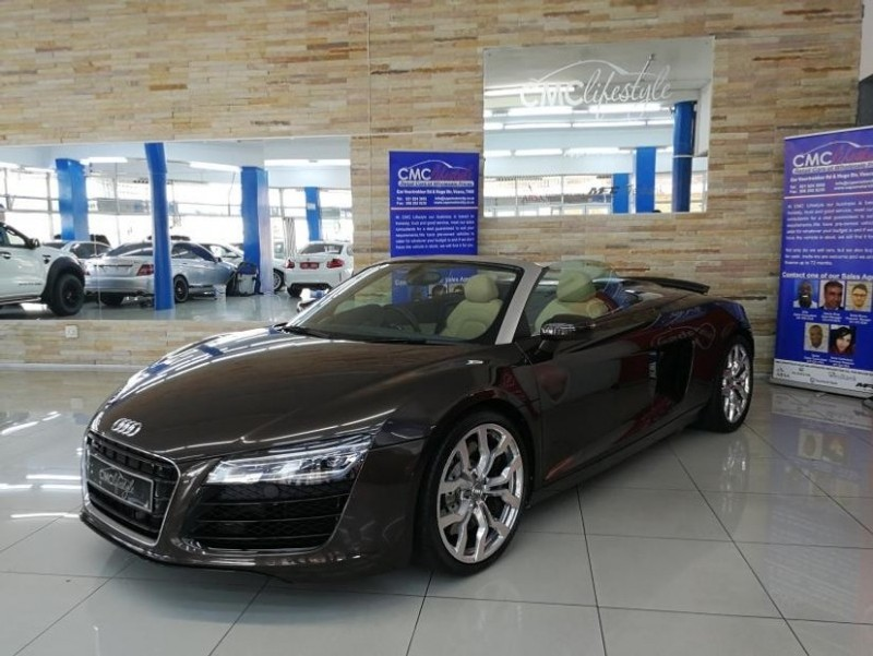 Used Audi R8 2015 Audi R8 42 Fsi Quattro Spyder S Tronic For Sale