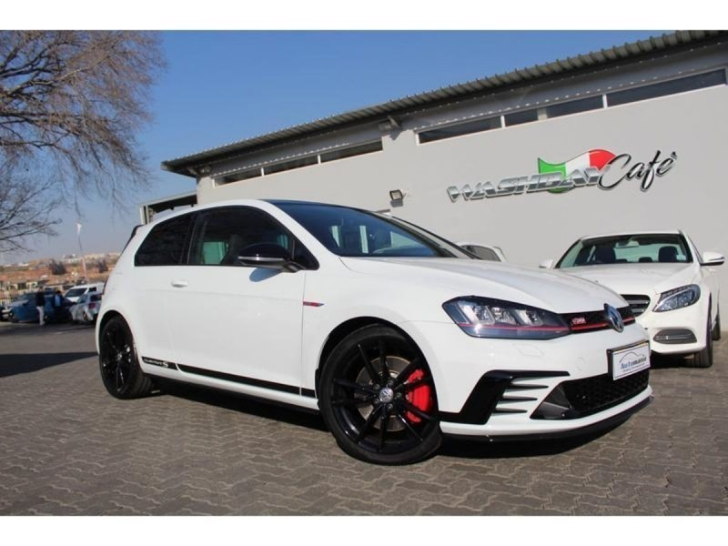 Used Volkswagen Golf 2017 Volkswagen Golf Gti Clubsport S For Sale
