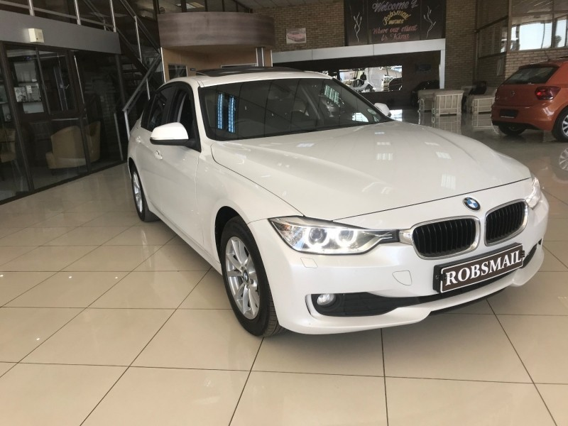 Used Bmw 3 Series 320d A T F30 For Sale In North West Province