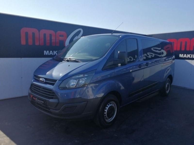 Used Ford Tourneo Custom Ltd 22tdci Swb 114kw For Sale In Kwazulu